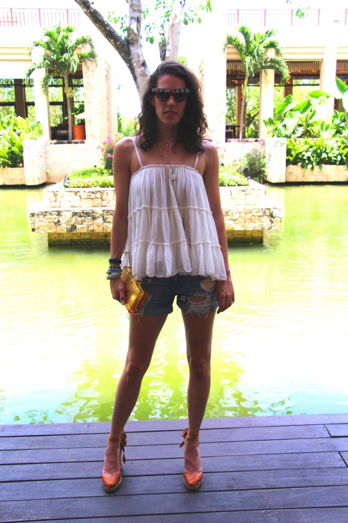 airy chic dressing