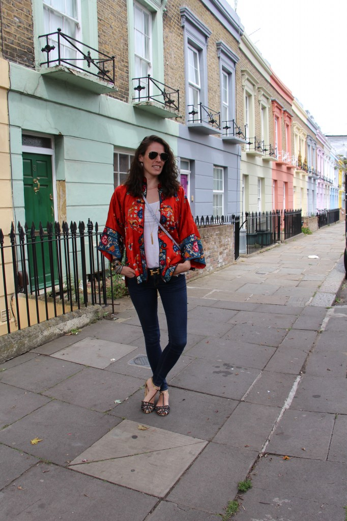 vintage styling in london