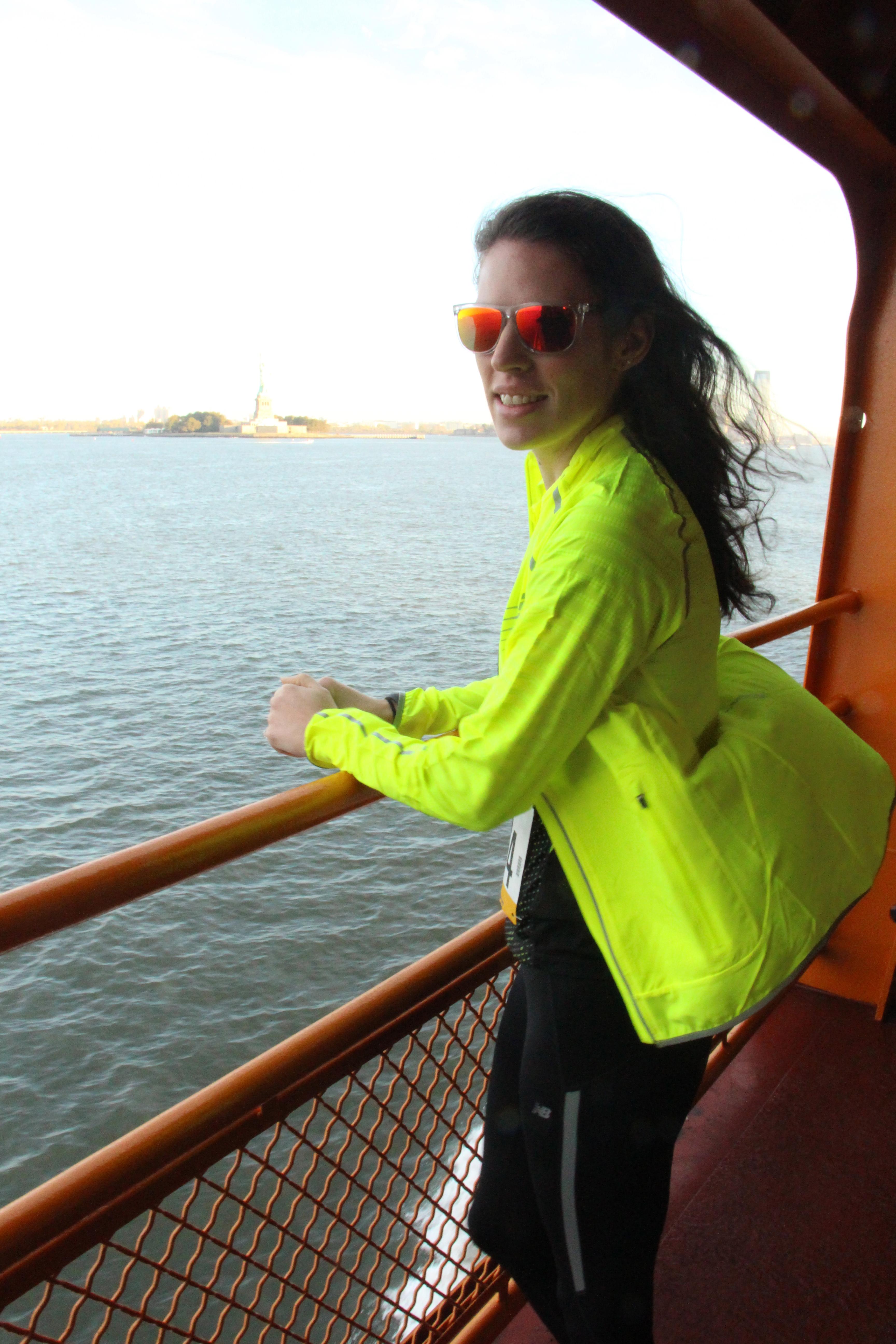 Staten Island Ferry Schedule Marathon