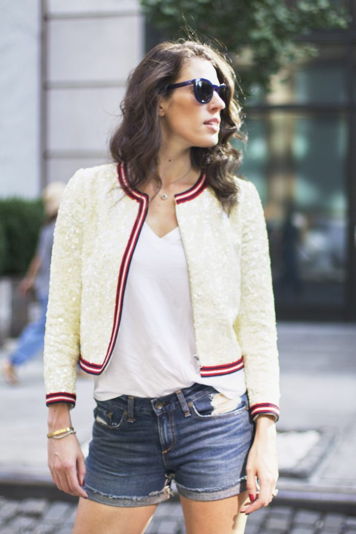 3 Awesome Ways To Style The Classic White Tee