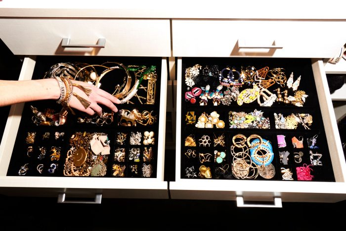 The Accessories Gal Closet