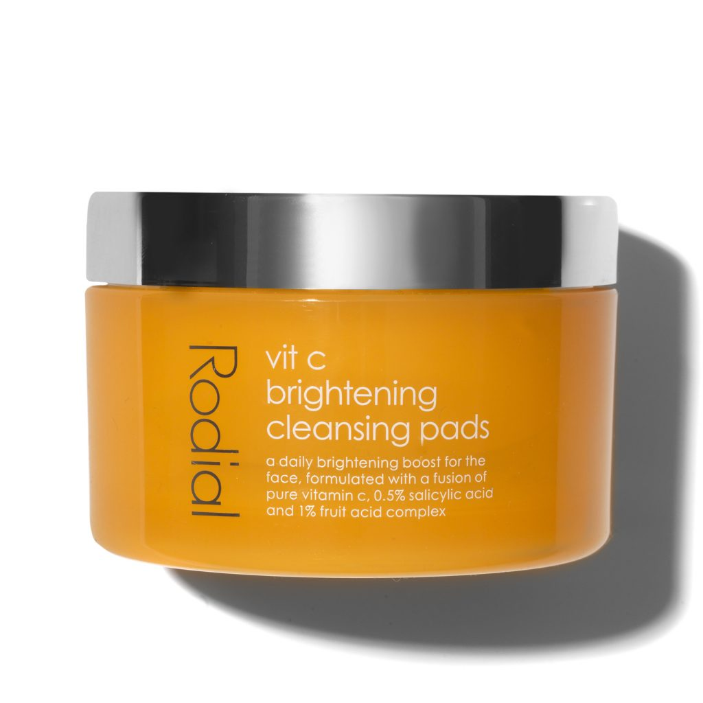 Hyperpigmentation product: Rodial Vitamin C Brightening Pads